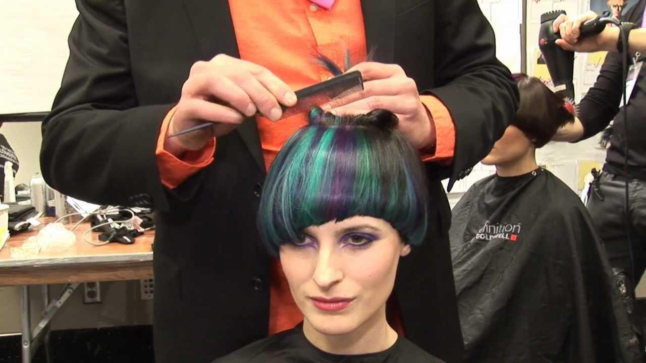 John Simpson How To Haircolor Melting Tip Youtube