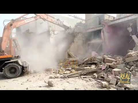 Korangi#5| anti-encroachment operation in karachi | grand anti-encroachment operation