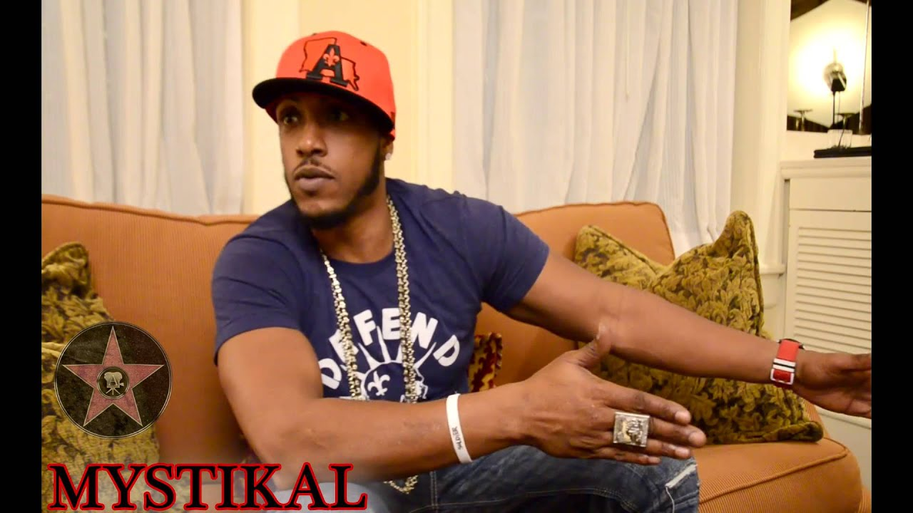 Exclusive Interview with Mystikal 1st ever from Canada