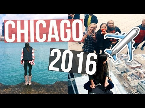 Chicago Travel Diary 2016!