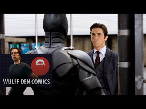 Over Analyzing Batman