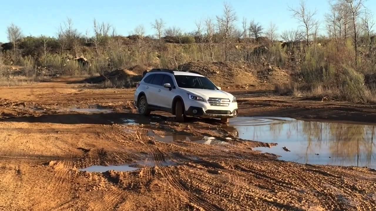 2015 subaru outback off road texas youtube vanachro Gallery
