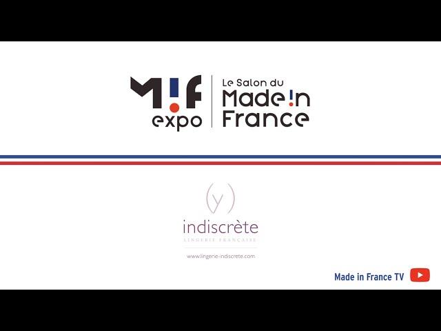 Lingerie Indiscrète, l'art de séduire à la française