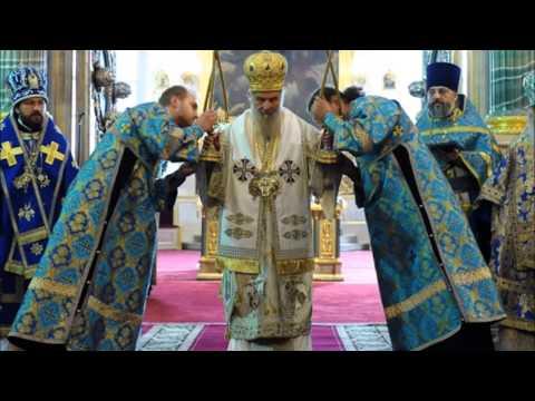 Orthodox Divine Liturgy in Church Slavonic
