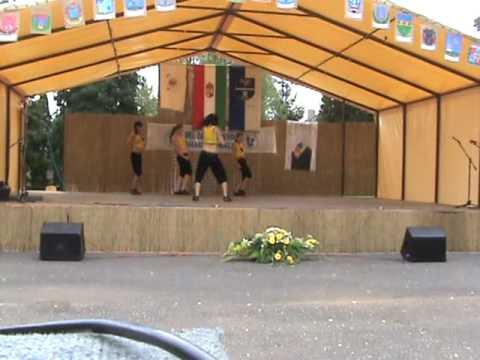 Zalakomár Blasek XL tánccsoport Mezővárosi találkozó 20090808 kiralyportal hu