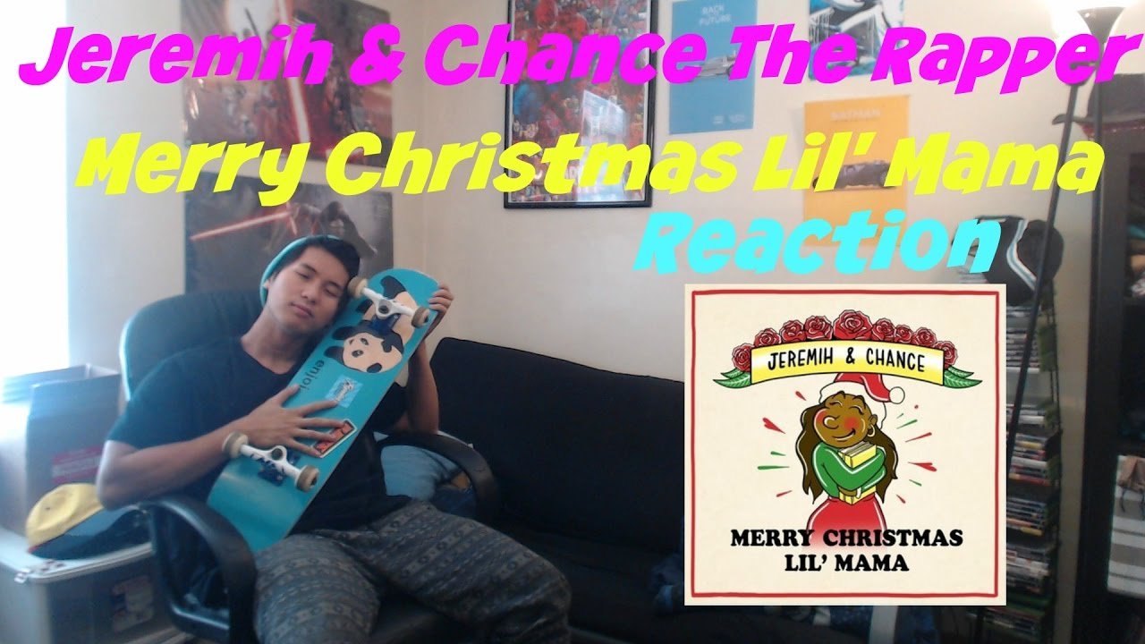 CHANCE THE RAPPER & JEREMIH - MERRY CHRISTMAS Lil MAMA ALBUM FIRST ...