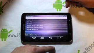 Galaxy Tab 3 7in Philz Touch Recovery install and review