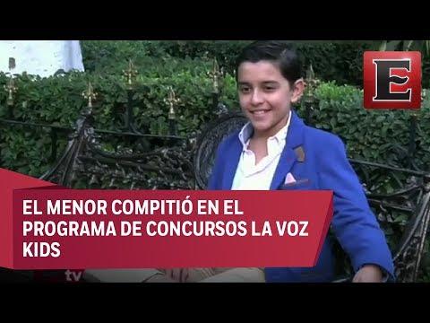 Luis Ángel, el niño que dio voz a Miguel en la película Coco
