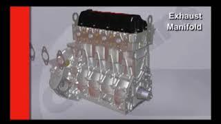 Схема сборки двигателя Cummins ISF 3.8