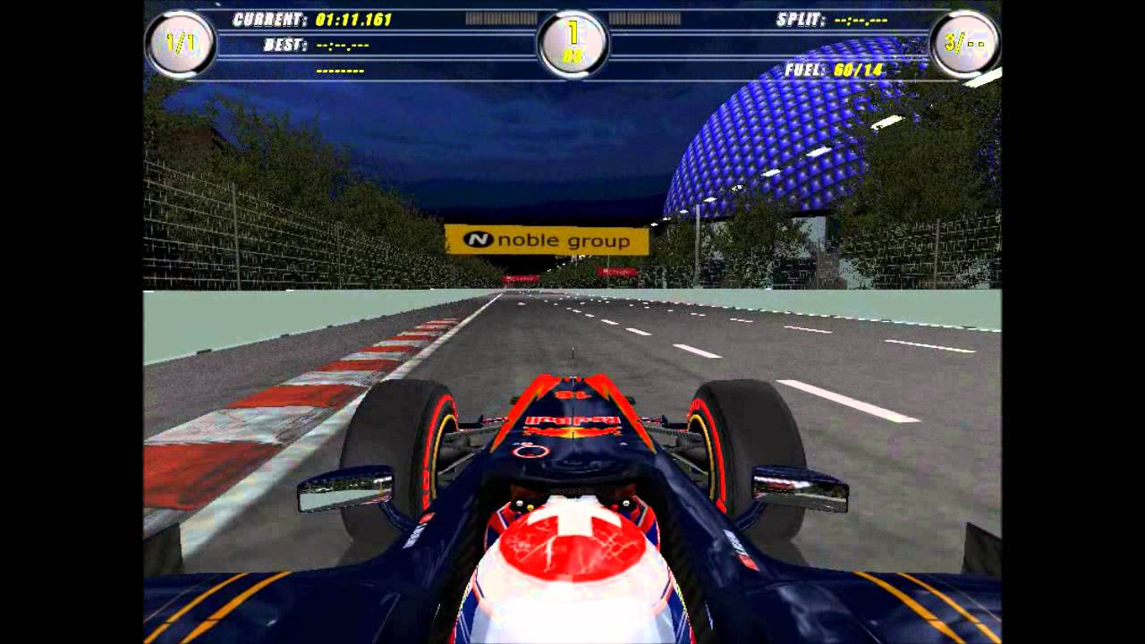 F1 challenge '99-'02 download (2003 sports game).