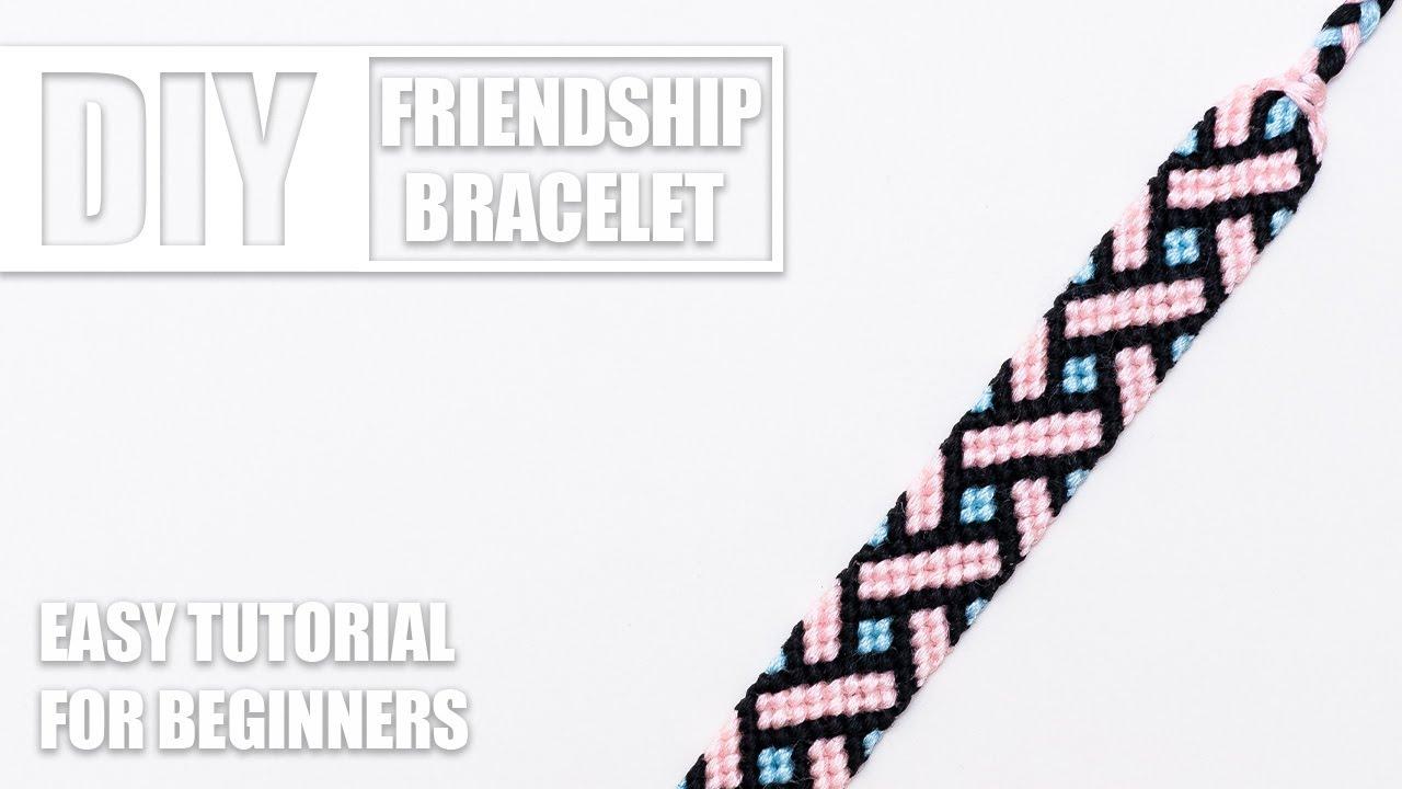 Ribbon Swirl Weave Macrame Friendship Bracelets Easy Tutorial For Beginners Youtube