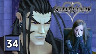 NIGHTMARE XALDIN BOSS FIGHT | Kingdom Hearts 2.5 Final Mix Gameplay Walkthrough Part 34