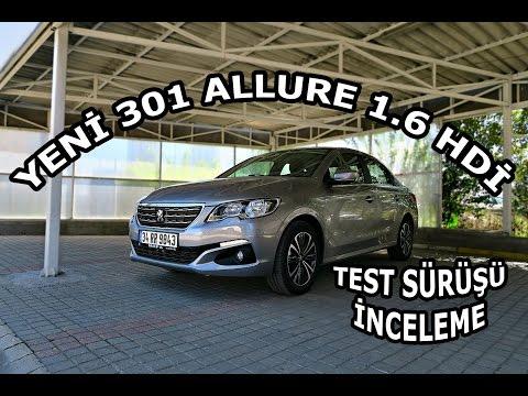 Yeni Peugeot 301 | İnceleme & Test Sürüşü