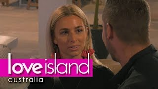 Cassidy is Dom's type | Love Island Australia 2018
