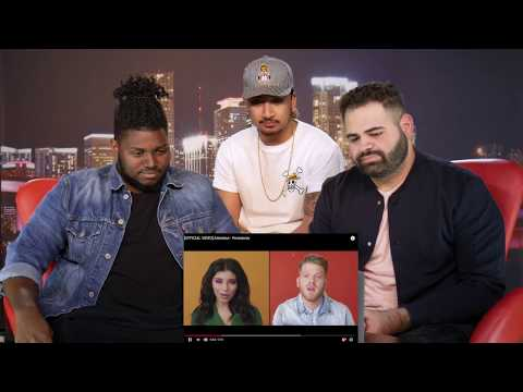 Attention - Pentatonix REACTION