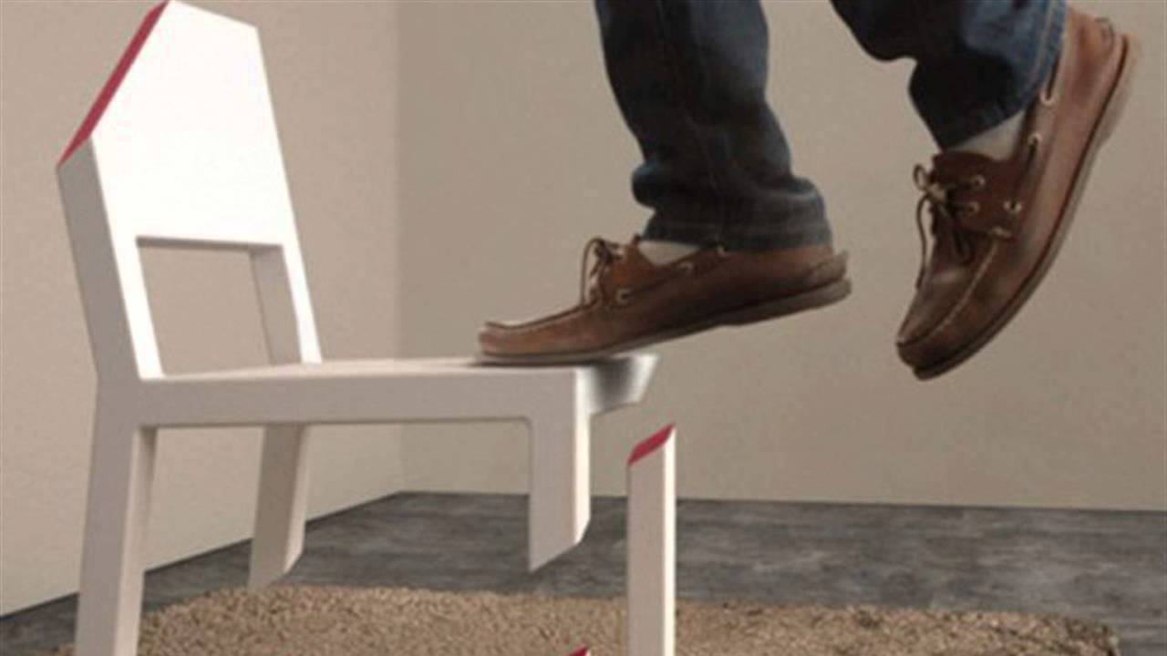 How To Cut Legs On A Chair To Make It Shorter Youtube