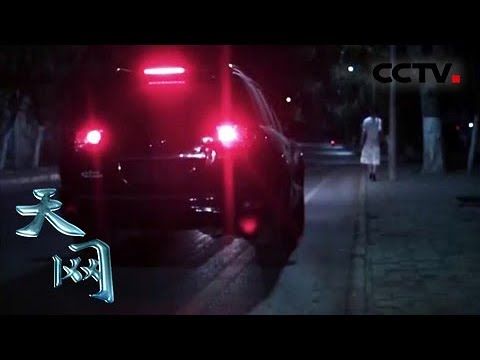 《天网》夜幕下的碎花裙:妙龄女子竟成为黑车司机觊觎的猎物   CCTV社会与法