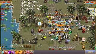 Warspear Online - Битва. Топаз. 11.12.2015