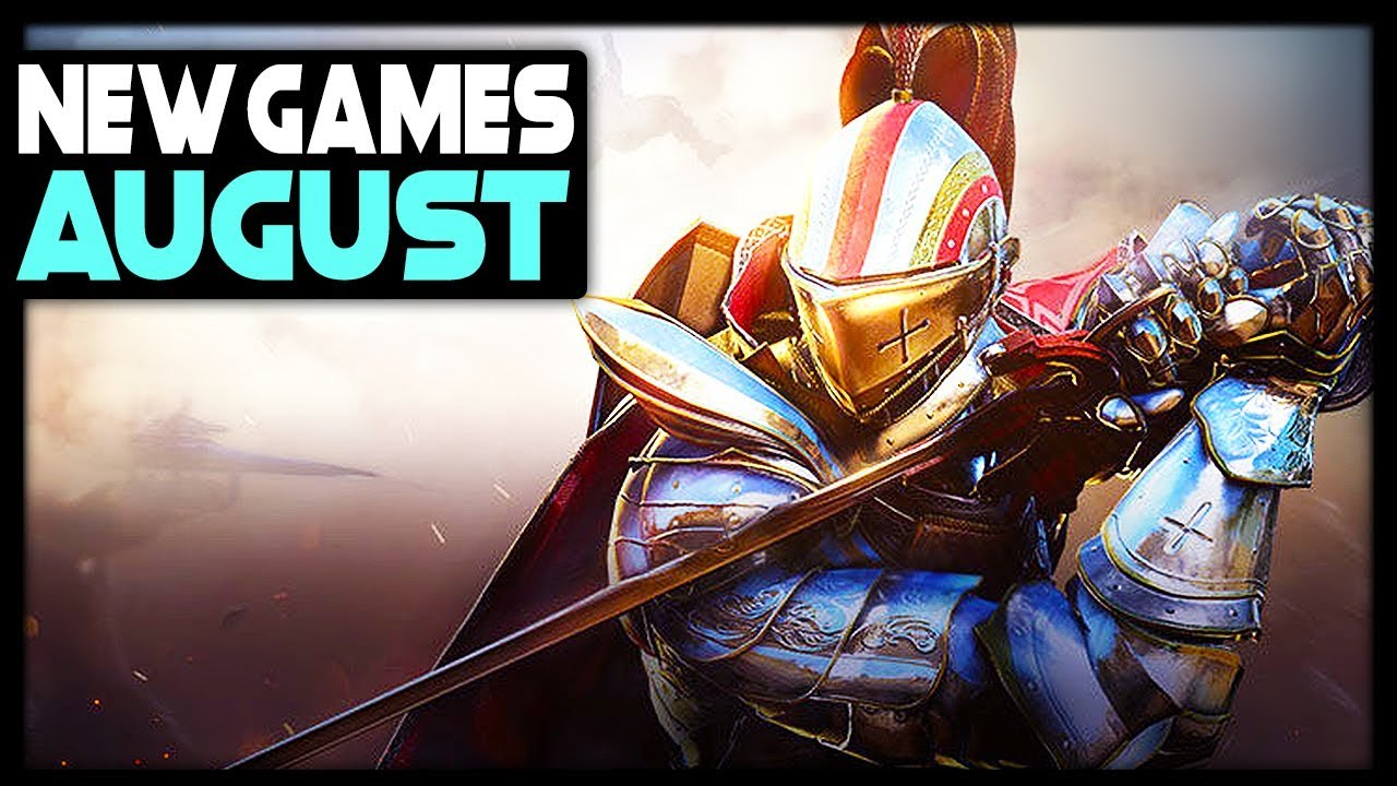 10 Awesome New Games Coming August 2019 Ps4 Switch Pc