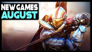 10 Awesome New Games Coming August 2019 (ps4 Switch Pc Xbox) Upcoming Games 2019