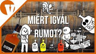 Miért igyál rumot?