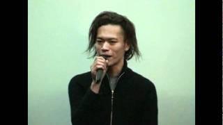 【辻岡正人】動画 マスコミ前で緊張している!? 【主演俳優ランキング29...
