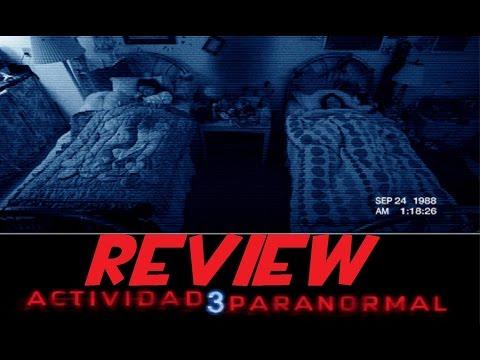 LOQUENDO - Review: Actividad Paranormal 3 + Link De Descarga