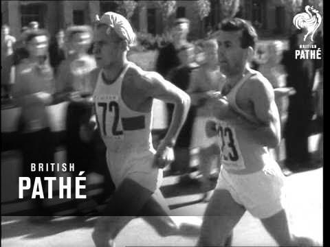 Leningrad Marathon Race AKA Leningrad Marathon (1958)