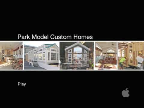 Simplex park model homes