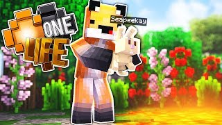 """The """"Seapeekay Has Died"""" Prank *Gone Wrong* - Minecraft One Life S3 EP 40"""