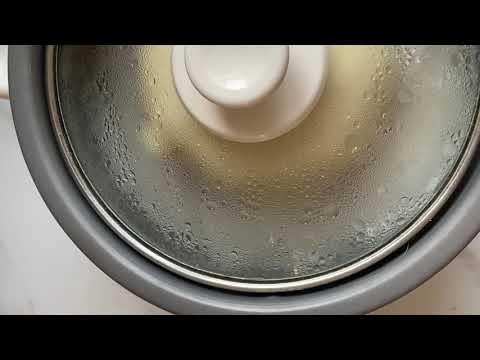 蕃茄飯tomato Rice Cooking