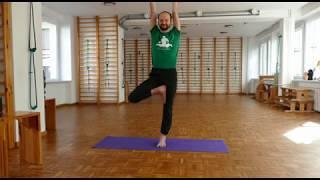 Joga Online W Omśrodku Hatha Jogi 15.03.2020 - Pierwsze Zajęcia
