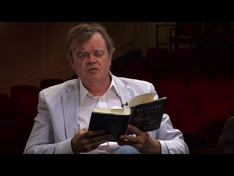 How Garrison Keillor love for poetry changed over time