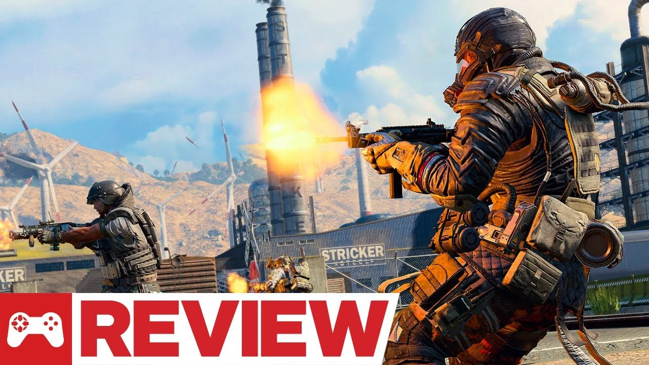 Call of Duty: Black Ops 4 Review - YouTube