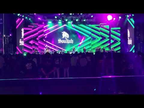 Souljah - Jagoanku ( Live At Pekan Raya Jakarta )