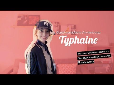 @LesSmartAddicts S'invitent Chez Typhaine