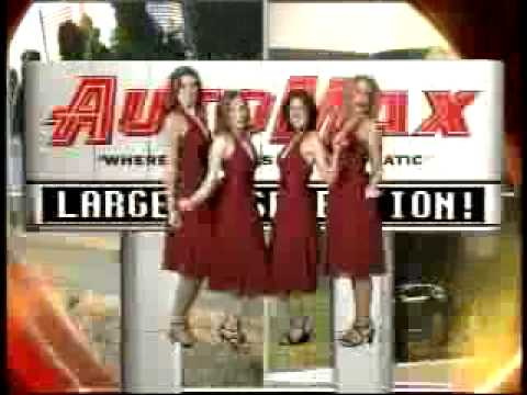 Auto Max 30 sec TV Spot (with girls)