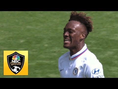 Tammy Abraham gives Chelsea lead in third minute against Norwich City | Premier League | NBC Sports
