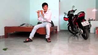 Xin làm người hát rong - sáo trúc Cao Trí Minh