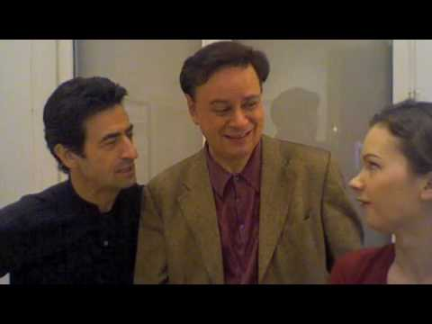 Hilary interviews Yakov Kreizberg and Florian Zwiauer, Part 1