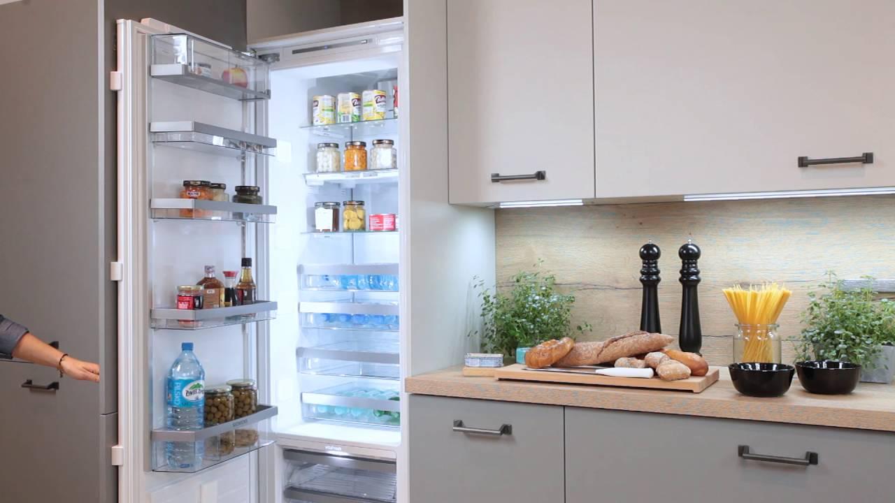 wfm kuchnie szafka do zabudowy ch�odziarka wysoka youtube