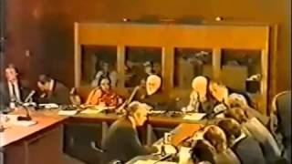 Святослав Рерих.  Речь при учреждении Советского Фонда Рерихов