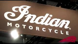 Indian Motorcycles at EICMA Milano 2018
