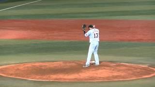 8回裏スコア横浜3-4巨人 香月投手から左中間へ起死回生の第8号同点...