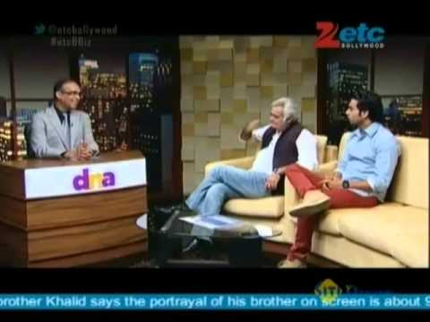 Hansal Mehta (Director) & Raj Kumar With Komal Nahta