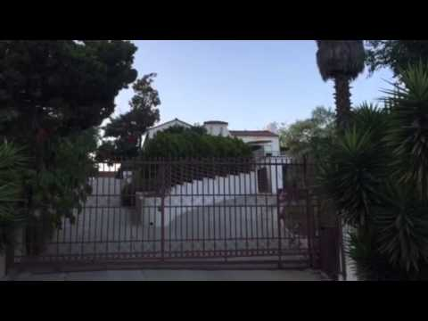 Labianca House Site Of Night 2 Of The Manson Family Murders Youtube