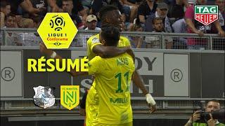 Amiens SC - FC Nantes ( 1-2 ) - Résumé - (ASC - FCN) / 2019-20