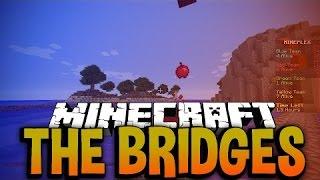 minecraft the bridges   ep 4 podul de piatra s a daramat si pe turtle dracu l a luat