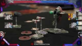 Kessel Run 2012 - X-Wing - Finals