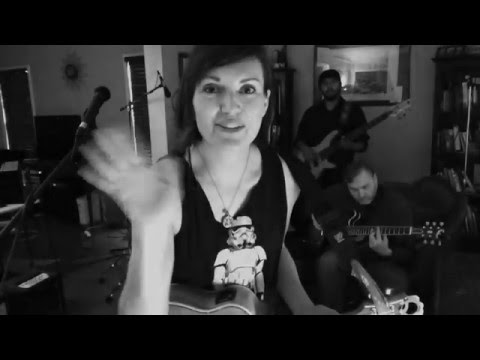 Chic Star Wars nerd plays a new song with her band The Whee